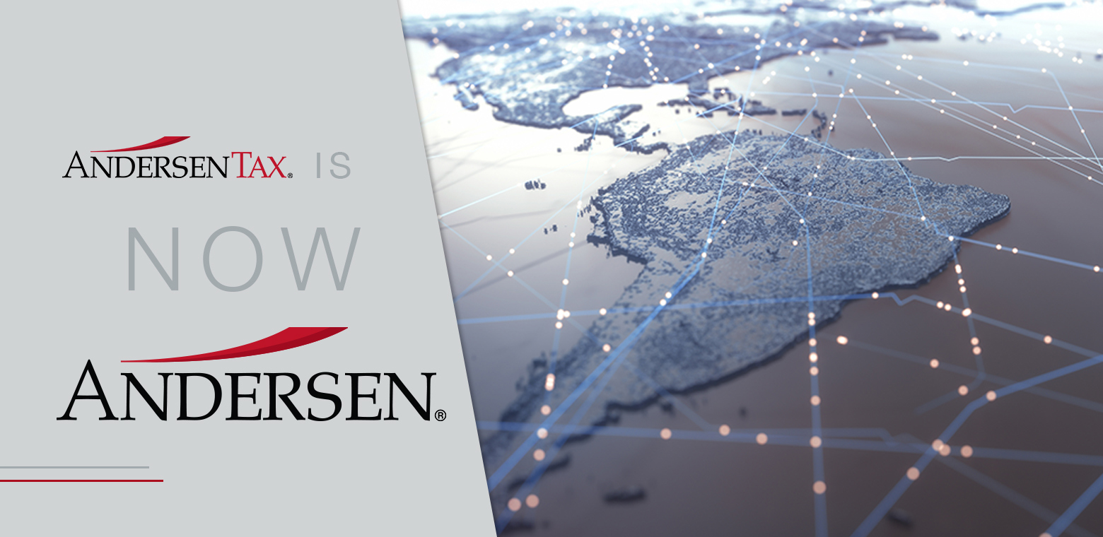 Andersen : Independent Tax, Valuation, Financial Advisory